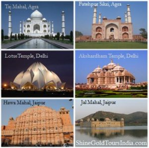 golden triangle tour packages india