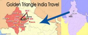 golden tours india