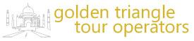 golden triangle tour to india logo