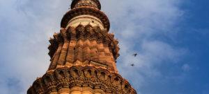 Qutub Minar in Delhi tour packages