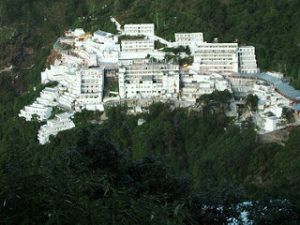 mata vaishno devi trip with best golden triangle tour india