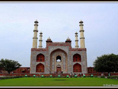 tour of delhi and agra