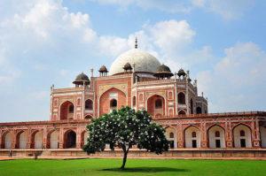 Humayun Tomb in delhi trip