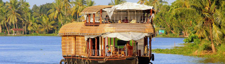 houseboat-kerala tour packages