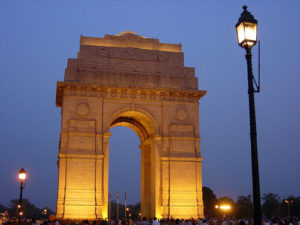 India gate in delhi travel package