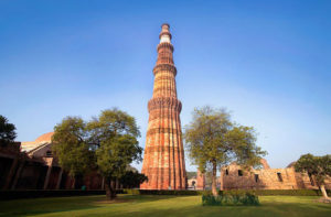 qutub-minar in Delhi travel packages