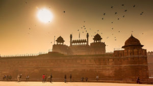 red fort in delhi holiday tour packages