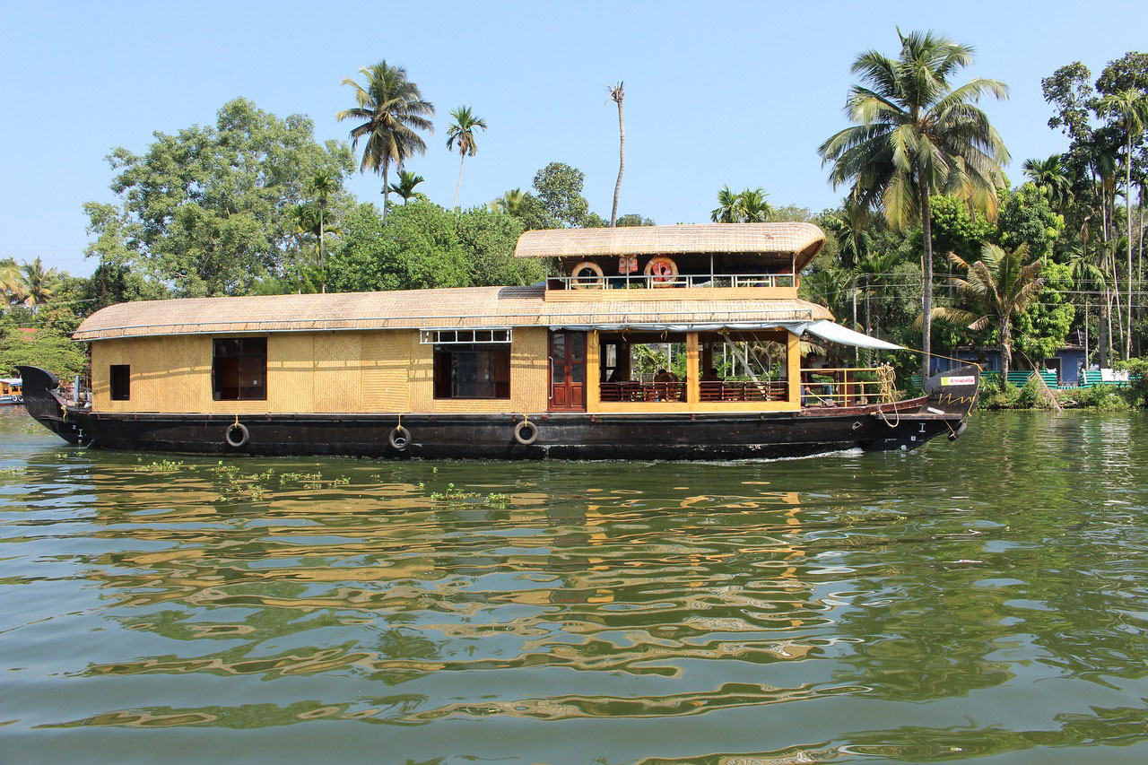kerala holiday trip with golden triangle india tour